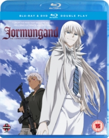 Jormungand: The Complete Season 1, Blu-ray  BluRay
