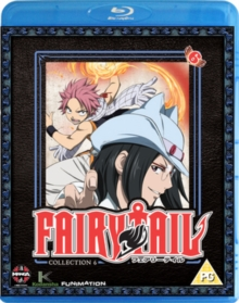 Fairy Tail: Part 6, Blu-ray  BluRay