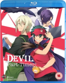 The Devil Is a Part-timer: Complete Collection, Blu-ray BluRay