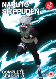 Naruto - Shippuden: Complete Series 3, DVD  DVD