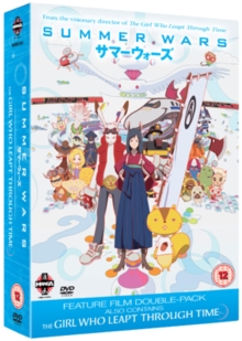 Summer Wars/The Girl Who Leapt Through Time, DVD  DVD