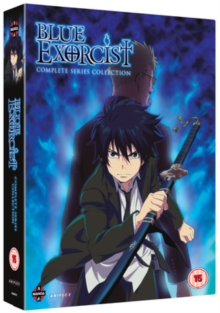Blue Exorcist: Complete Series Collection, DVD DVD
