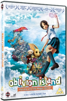 Oblivion Island: Huraka and the Magic Mirror, DVD  DVD