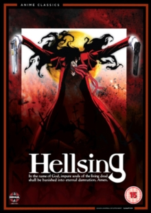 Hellsing: The Complete Series Collection, DVD  DVD