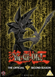 Yu Gi Oh: The Official Second Season, DVD DVD