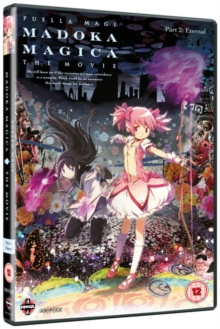 Puella Magi Madoka Magica: The Movie - Part 2: Eternal, DVD  DVD