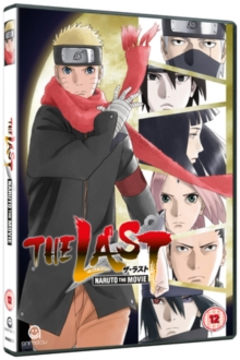 The Last: Naruto the Movie, DVD DVD