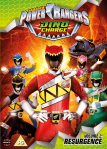 Power Rangers Dino Charge: Volume 2 - Resurgence, DVD DVD