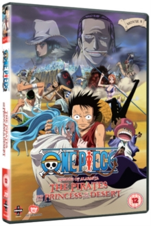 One Piece - The Movie: Episode of Alabasta, DVD  DVD