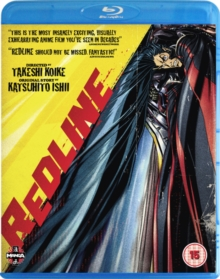 Redline, Blu-ray  BluRay