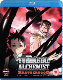 Full Metal Alchemist Brotherhood: Part 5, Blu-ray  BluRay