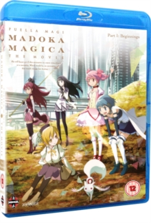 Puella Magi Madoka Magica: The Movie - Part 1: Beginnings, Blu-ray BluRay