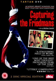 Capturing the Friedmans, DVD  DVD