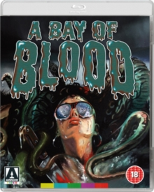 A   Bay of Blood, Blu-ray BluRay