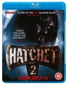 Hatchet II, Blu-ray  BluRay