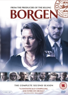 Borgen: The Complete Second Season, DVD DVD