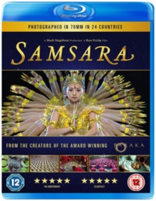 Samsara, Blu-ray  BluRay