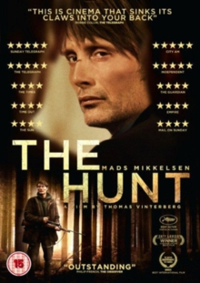 The Hunt, DVD DVD