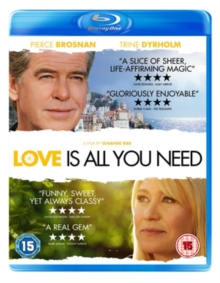 Love Is All You Need, Blu-ray  BluRay