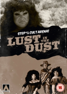 Lust in the Dust, DVD  DVD