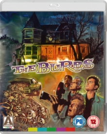 The 'Burbs, Blu-ray BluRay