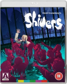 Shivers, Blu-ray  BluRay