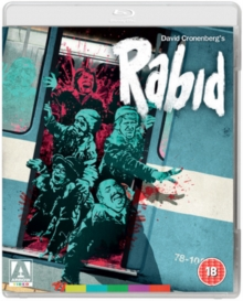 Rabid, Blu-ray  BluRay