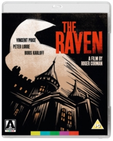 The Raven, Blu-ray BluRay