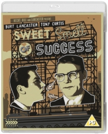 Sweet Smell of Success, Blu-ray  BluRay