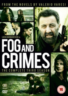 Fog and Crimes: The Complete Third Season, DVD  DVD