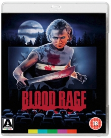 Blood Rage, Blu-ray  DVD