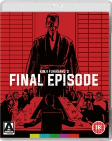 The Yakuza Papers: Final Episode, Blu-ray BluRay