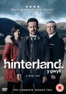 Hinterland: The Complete Season Two, DVD DVD