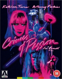 Crimes of Passion, Blu-ray BluRay
