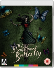 The Bloodstained Butterfly, Blu-ray BluRay