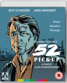 52 Pick-up, Blu-ray BluRay