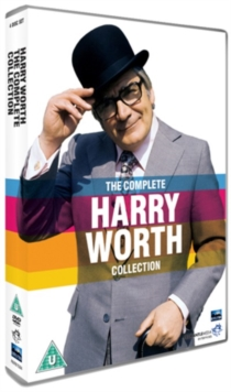 Harry Worth: The Complete Collection, DVD  DVD