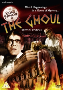 The Ghoul, DVD DVD