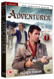 The Adventurer: The Complete Series, DVD DVD