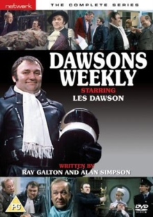 Dawson's Weekly: The Complete Series, DVD  DVD