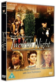Twelfth Night, DVD  DVD