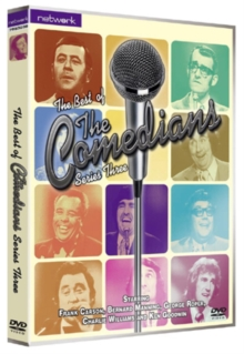 The Comedians: Series 3, DVD DVD