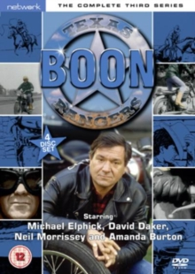 Boon: The Complete Series 3, DVD  DVD