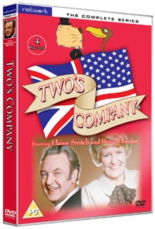 Two's Company: The Complete Series, DVD  DVD