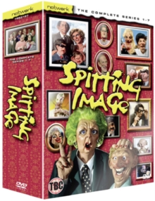Spitting Image: Series 1-7, DVD  DVD