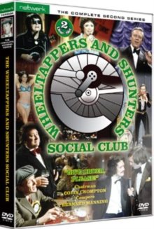 The Wheeltappers and Shunters Social Club: Series 2, DVD DVD