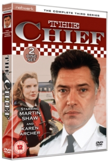 The Chief: Series 3, DVD DVD