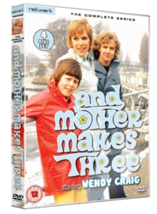 And Mother Makes Three: The Complete Series, DVD  DVD