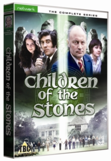 Children of the Stones: The Complete Series, DVD  DVD