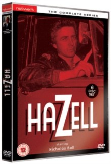 Hazell: The Complete Series 1 and 2, DVD  DVD